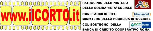 www.ilcorto.it and sponsorship for the International Festival of Short Films in Rome