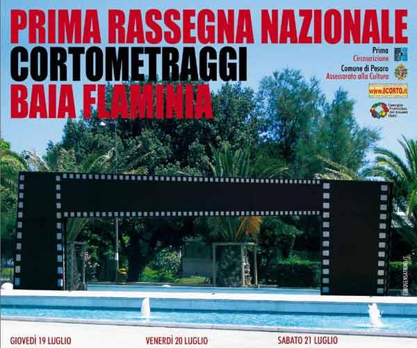 www.ilcorto.it ed il Comune di PESARO per Baia Flaminia
